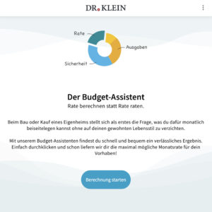 Budget-Assistent
