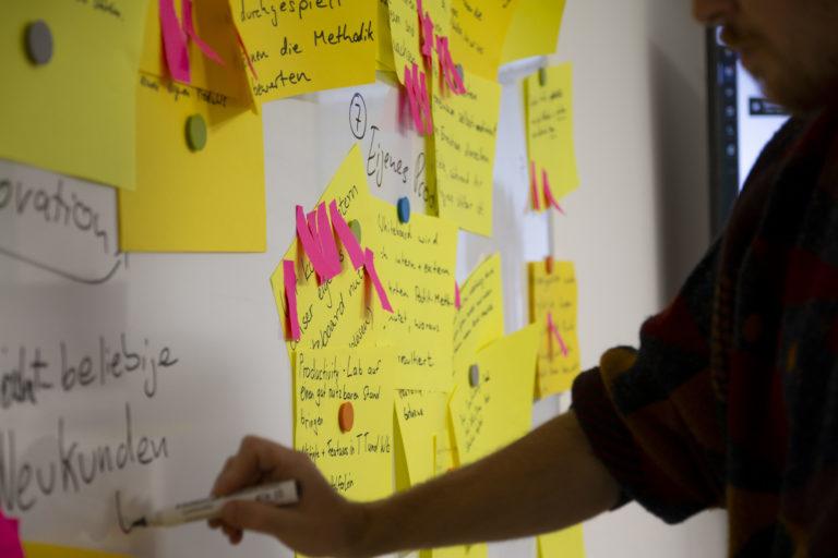 OKR Planning Cluster